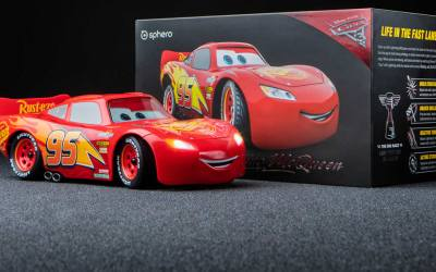 THE COOLEST TOY EVER – Sphero Ultimate Lightning McQueen Car Review