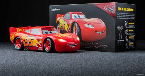 Remote Control Lightning McQueen Toy Car