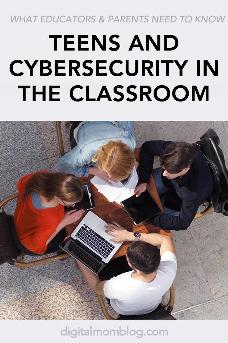 Teen Cybersecurity Classroom