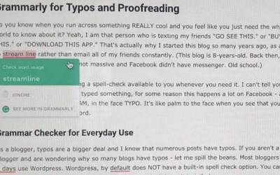 Grammarly – For Those Of Use Who Type Too Fast & Don't Proofread