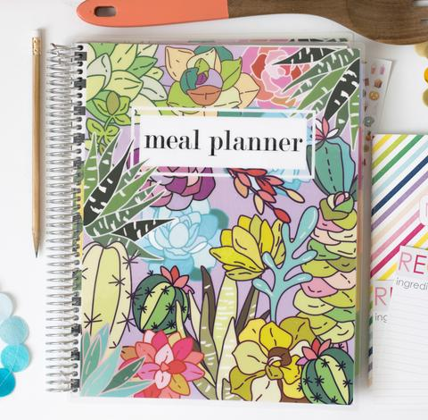 Carrie Elle Meal Planners