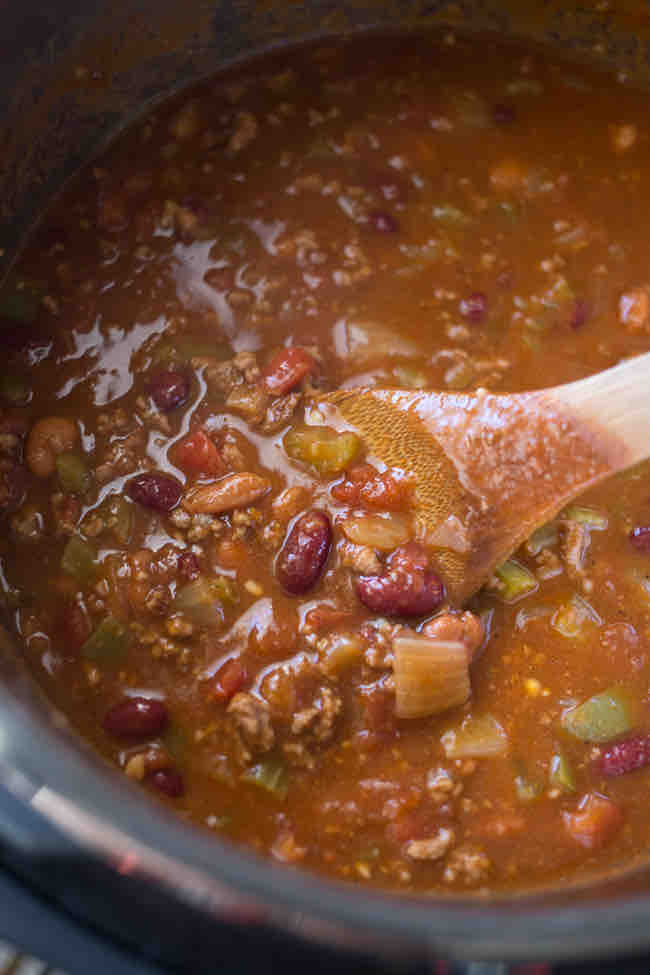 Wendy's copycat chili recipe instant pot