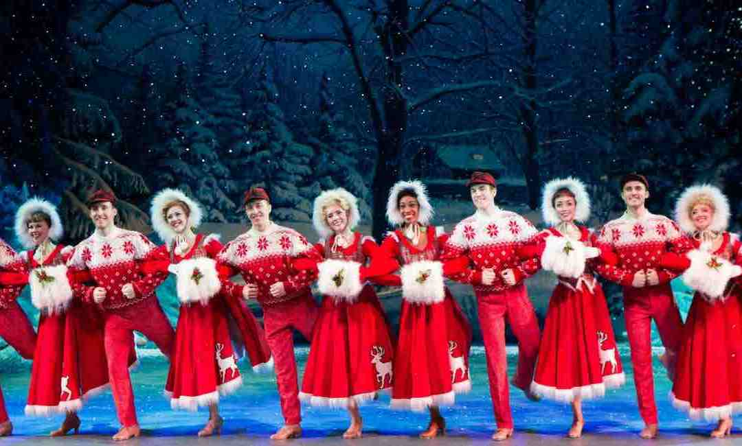 Dallas Christmas Family Fun – White Christmas Comes to North Texas