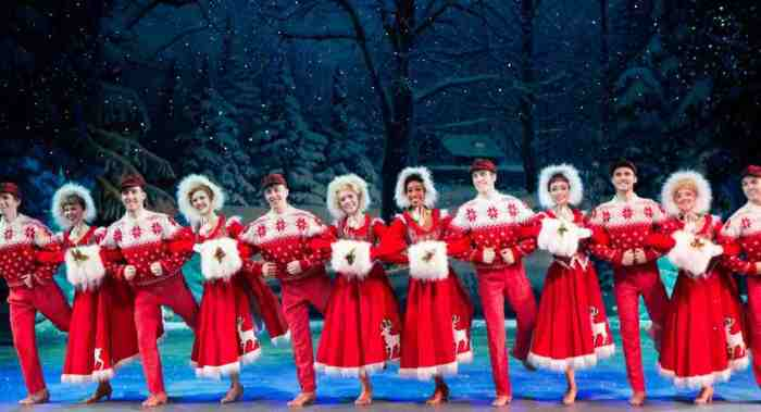 White Christmas Broadway Dallas