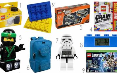 Non-Traditional LEGO Gifts for LEGO Lovers