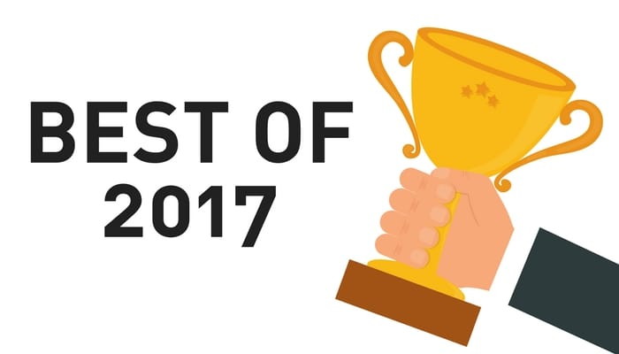 The Best in 2017
