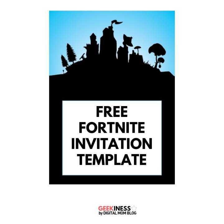 Free Fortnite Invitation