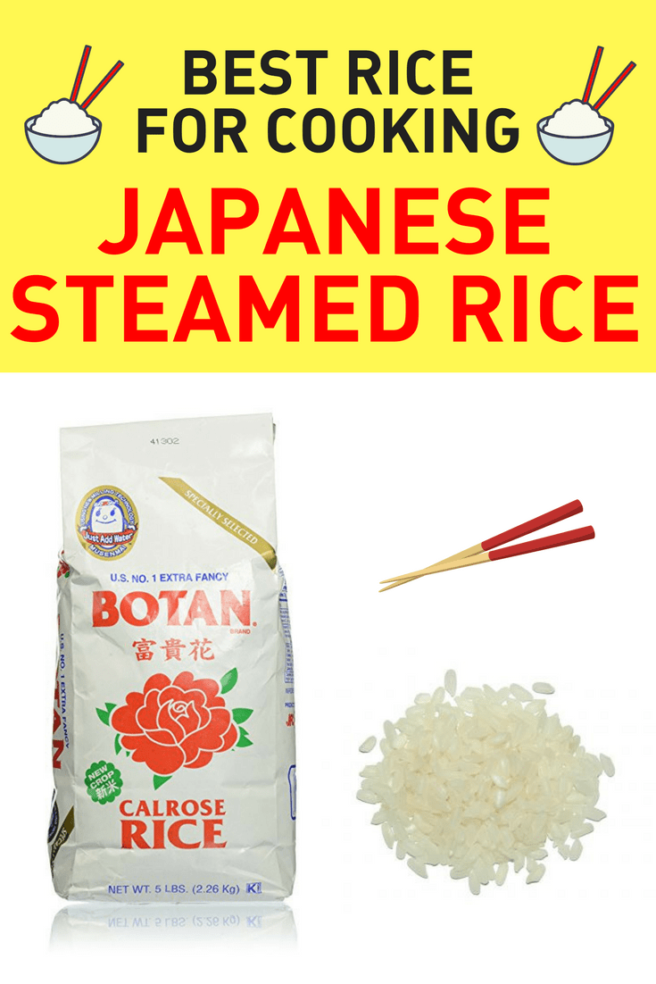 best rice for steaming