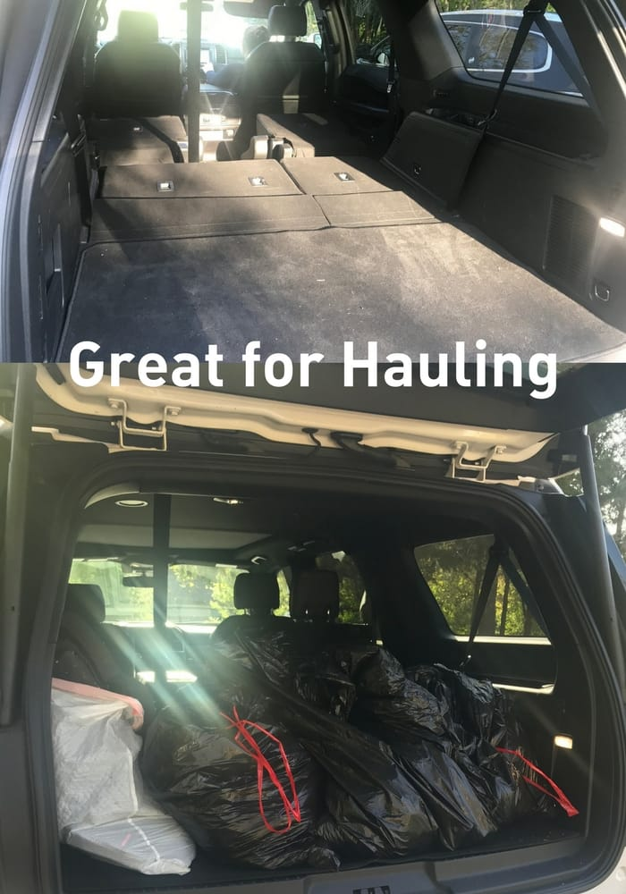 haul all the things - ford expedition review