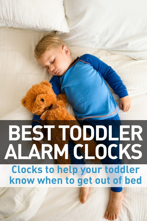 best toddler alarm clocks for 2018