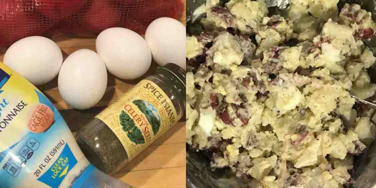How to Make the Best Instant Pot Potato Salad