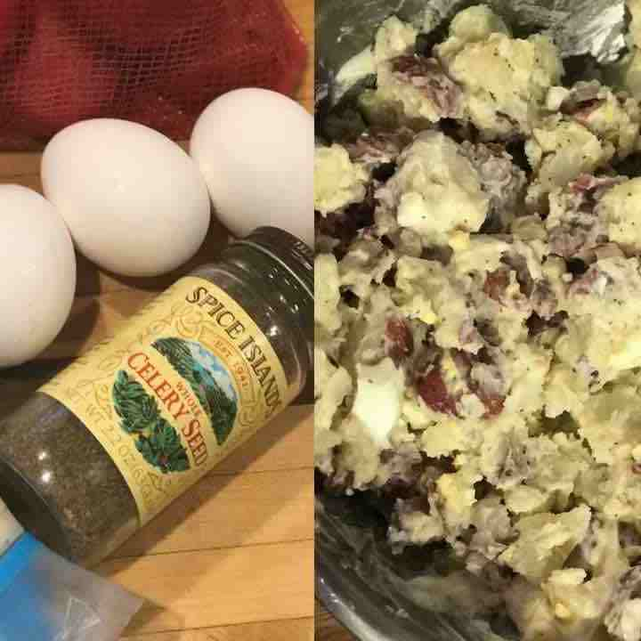 Best Potato Salad Instant Pot Recipe