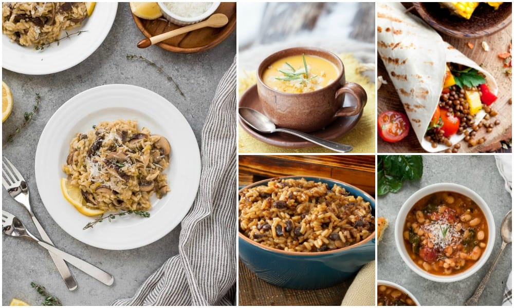 20 BEST Vegetarian Instant Pot Recipes