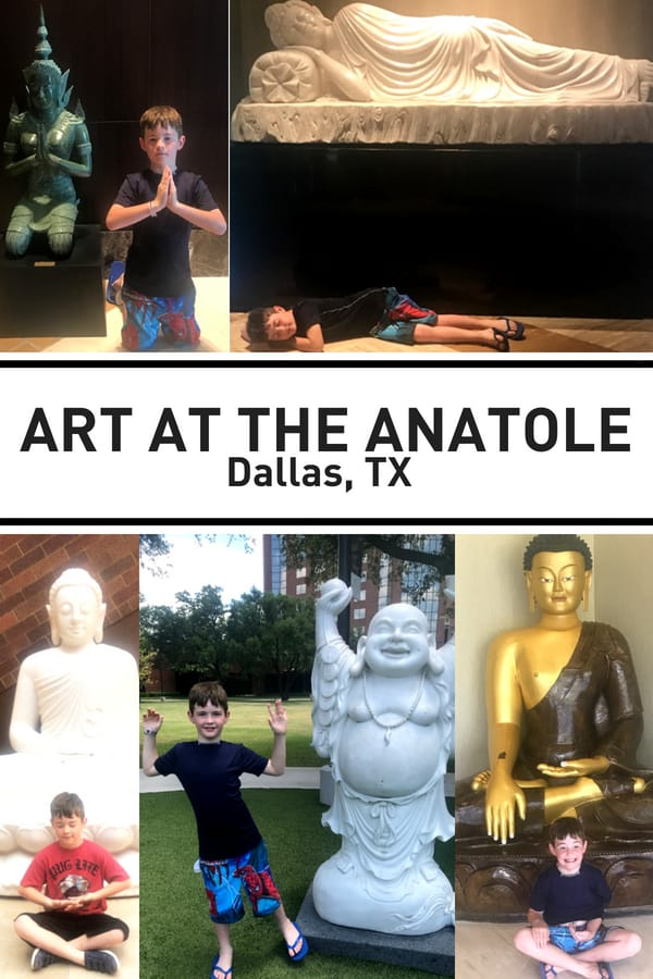 Art at the Hilton Anatole