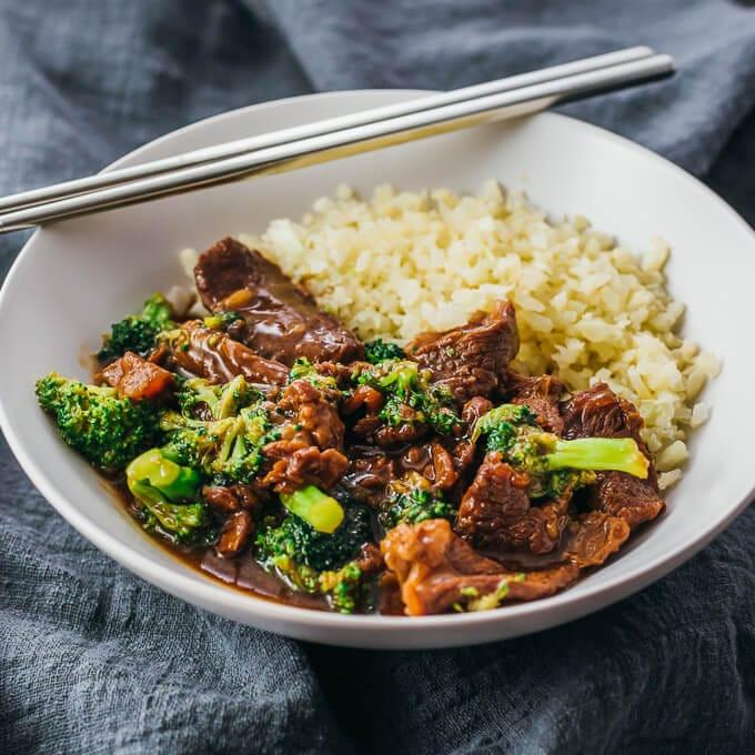 instant pot beef broccoli recipe