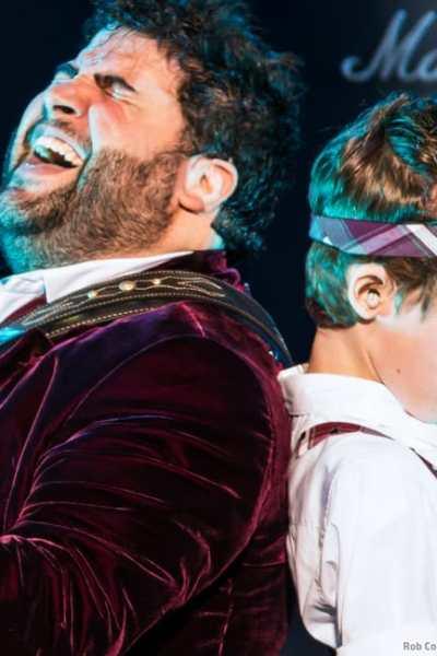School of Rock the musical dallas 2018