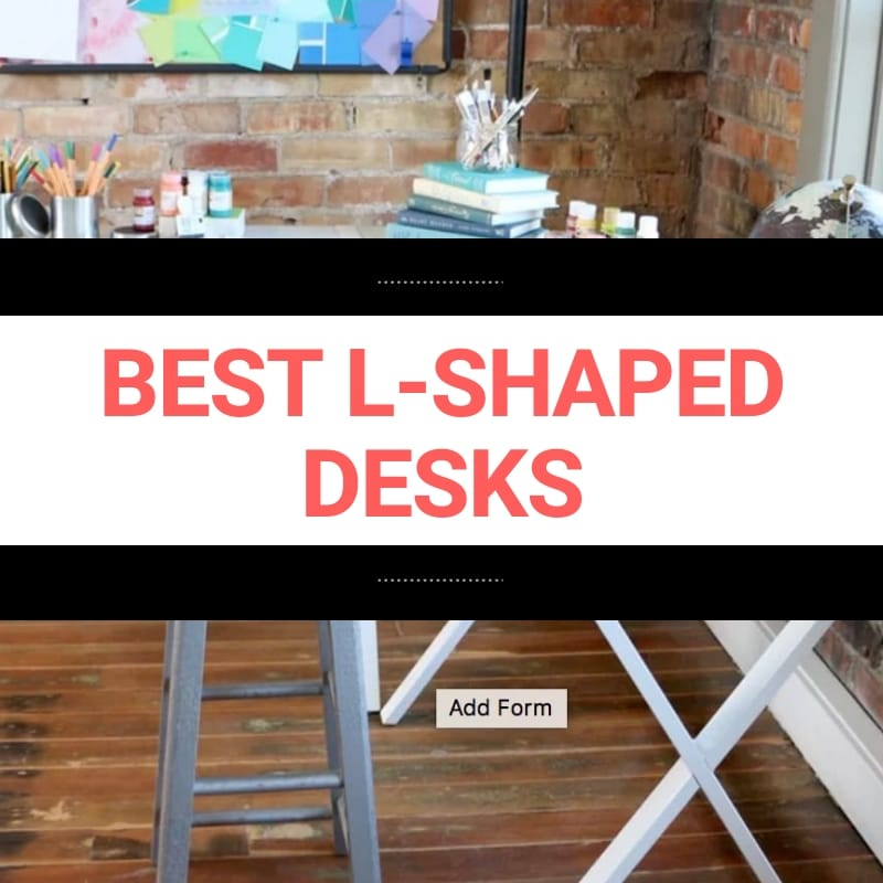 l-shaped home office desks