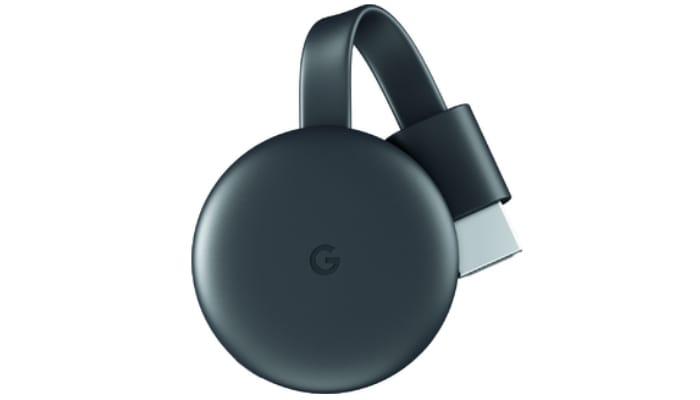 google chromecast stream to phone