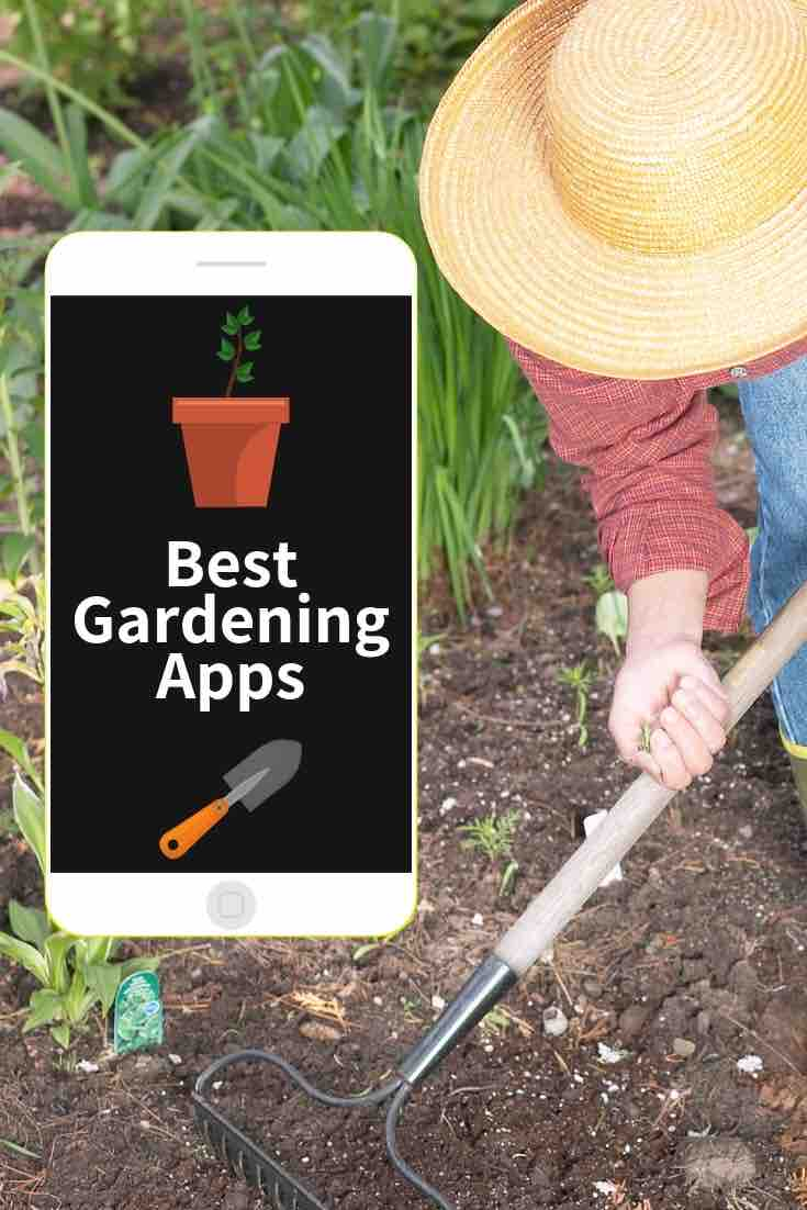 best gardening apps for planting and planning a garden