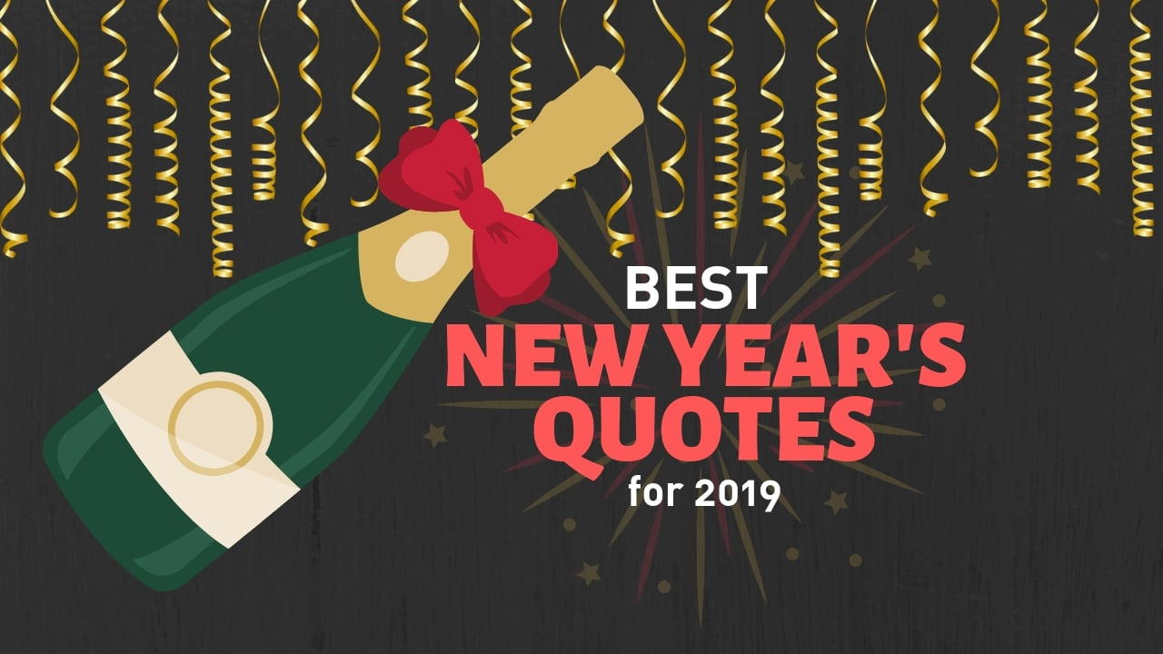 Best new year's quotes