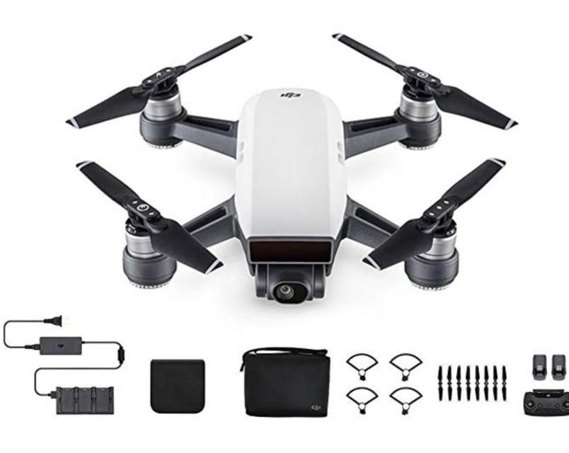 DJI Spark Drone - Tech Gifts for Boys