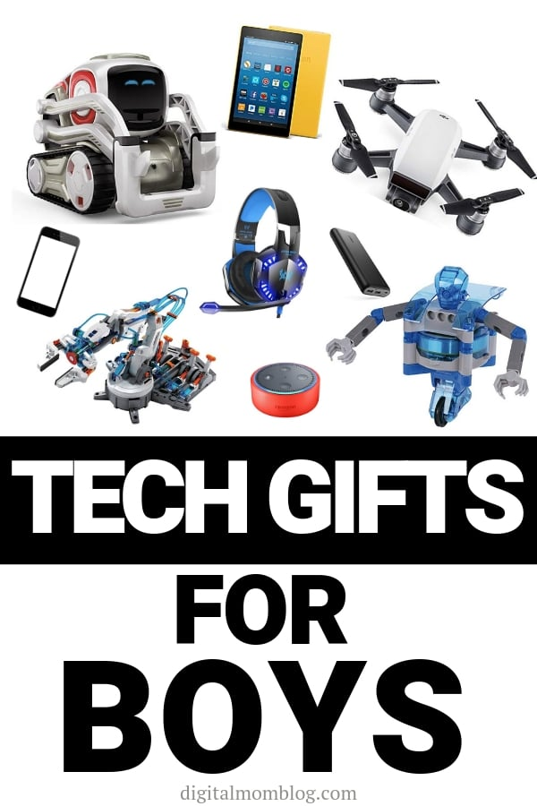 Tech Gifts for Boys