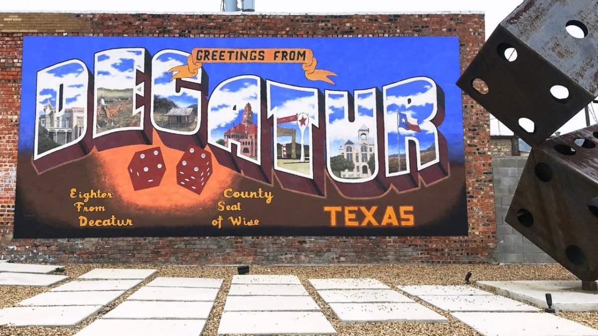 Daytrip to Decatur TX!