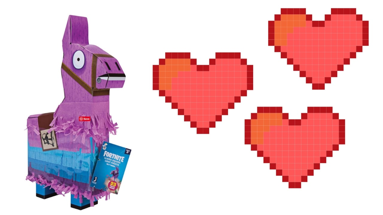 fortnite valentine box ideas
