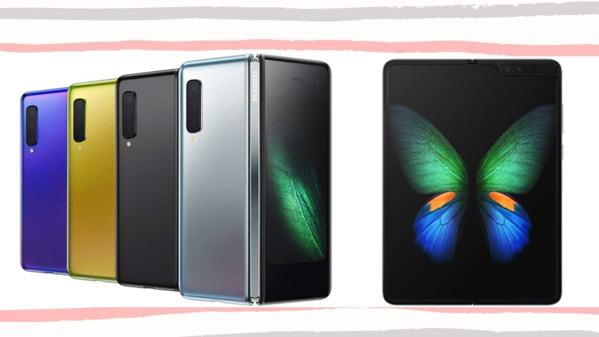 What is This Samsung Folding Phone?  Meet the New Foldable Smartphone That Will Cost You Big Time