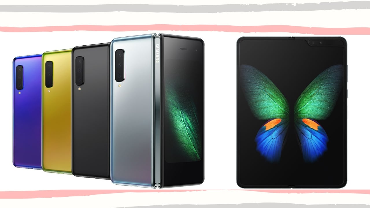 Galaxy Fold by Samsung Electronics