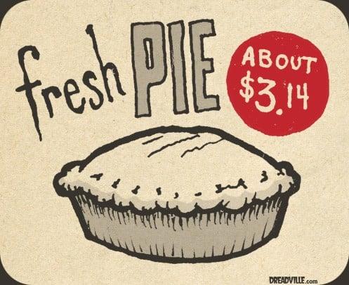 Fresh Pie $3.14