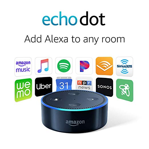 Amazon Echo Dot Features Great Kids Alarm Clock