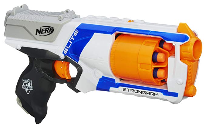 Nerf N-Strike Elite Strongarm Blaster (Amazon Exclusive)