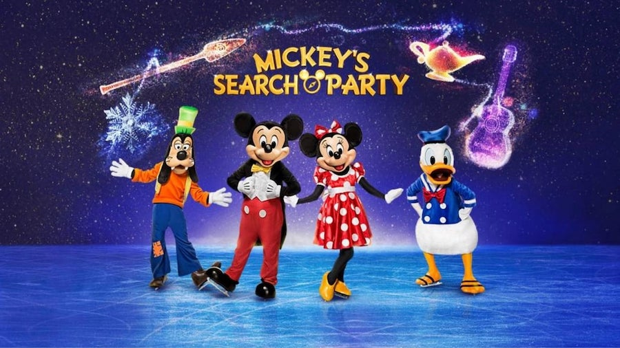 Disney on Ice Tickets Now on sale