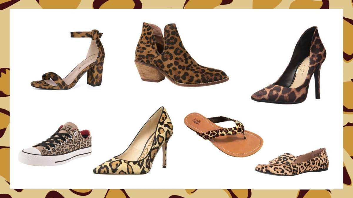 Best Leopard Print Shoes – Friday Favorites