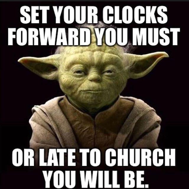 star wars daylight savings meme