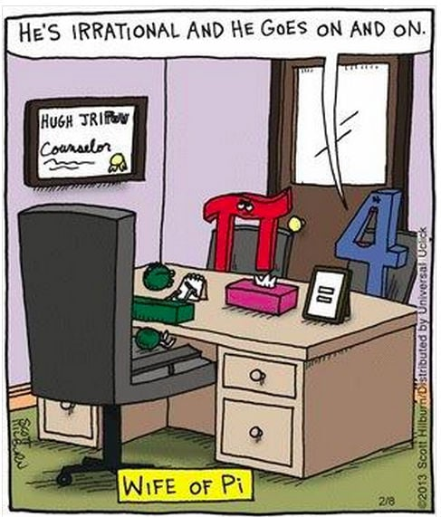 Wife of Pi