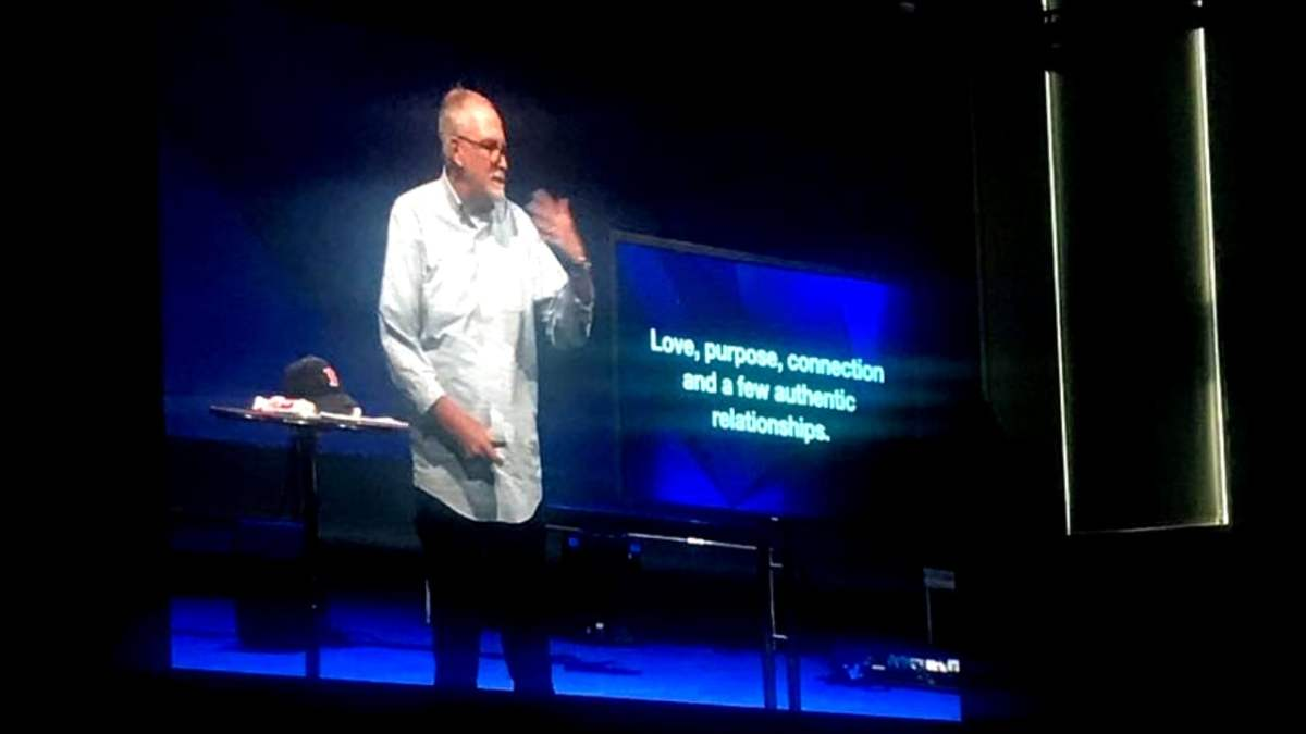 The Life Changing Message From Bob Goff On Loving Everybody Always