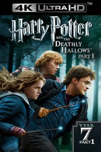 Harry Potter and the Deathly Hallows Part 1 UHD