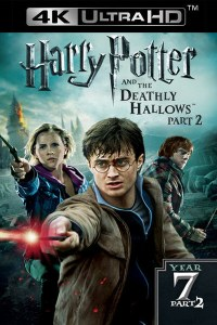 Harry Potter and the Deathly Hallows Part 2 UHD