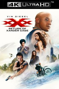 xxx Return of Xander Cage UHD