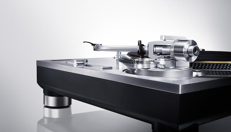 The New Technics 1200