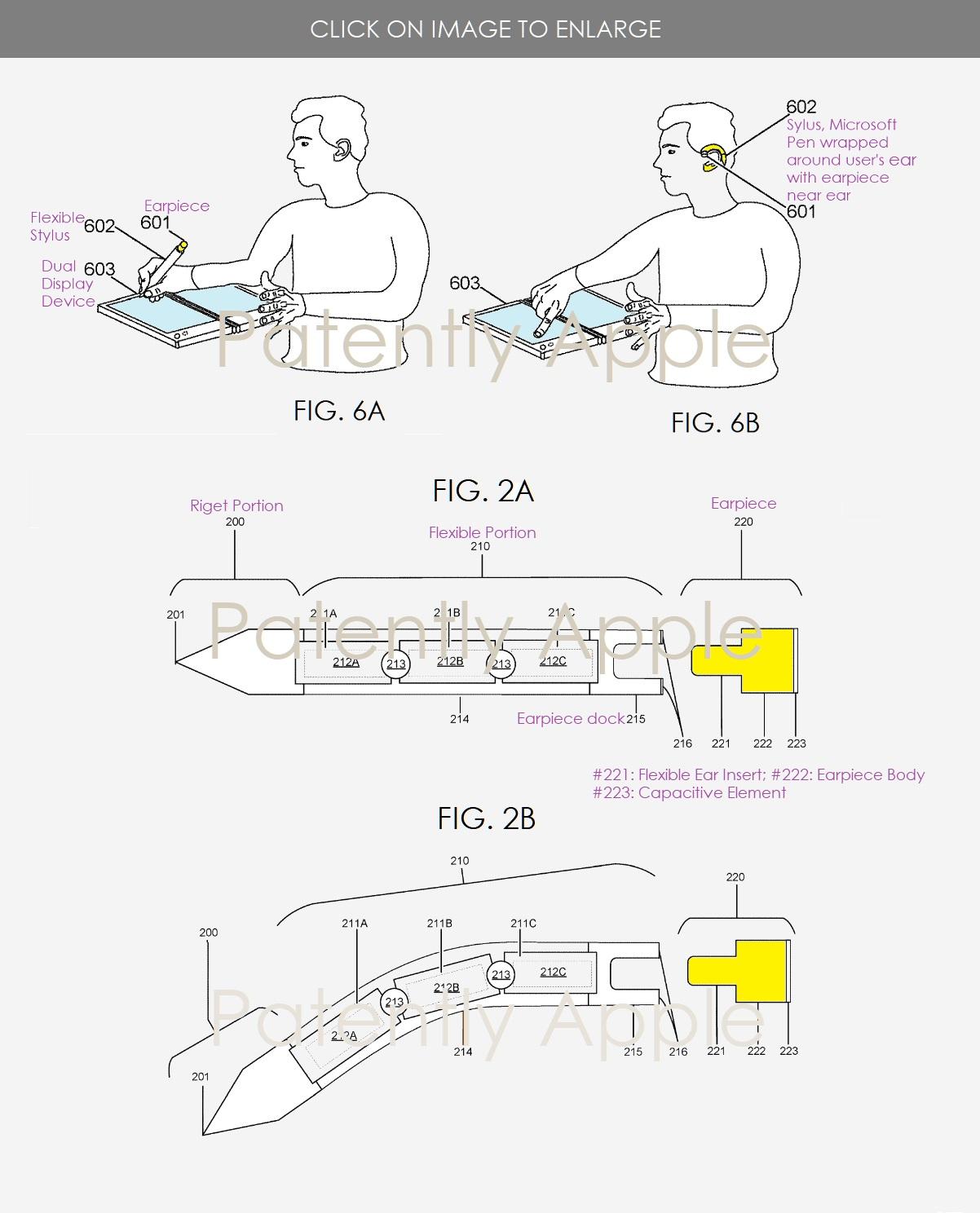 U S Patent Office Reveals Microsoft S Strange New Airpods