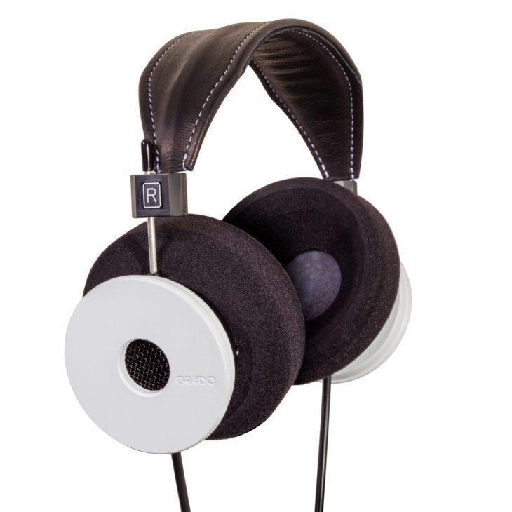 Grado White Headphones - 2019 gift guide