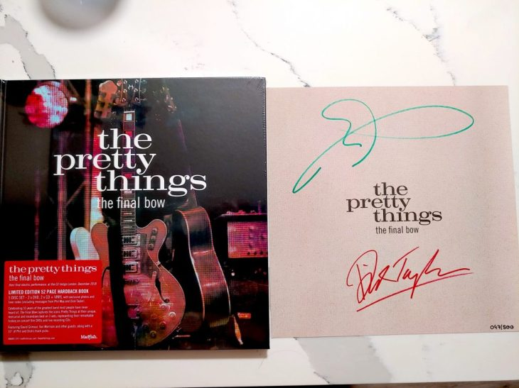 The Pretty Things Final Bow - 2019 gift guide