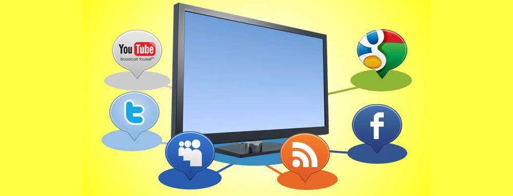 social media TV