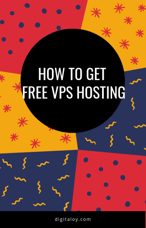 Free VPS hosting for website