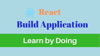 react build application