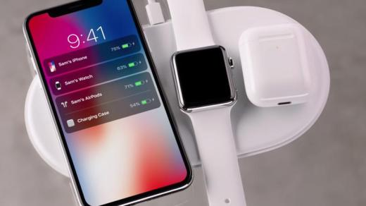 Apple Discontinues AirPower Wireless Charging Mat production Stopped