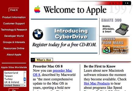 Apple mac old version